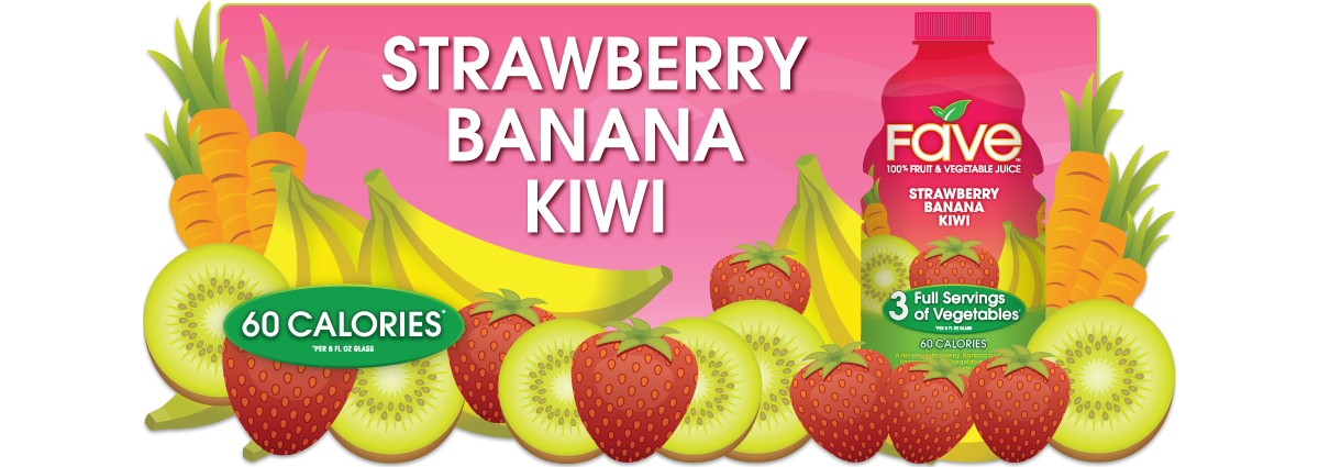 Strawberry-Banana-Kiwi