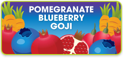 Pomegranate Blueberry Goji Flavor